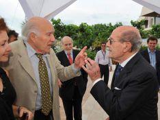 PHOTOS : Manoel de Oliveira reçoit enfin une Palme d'Or à... 100 ans !