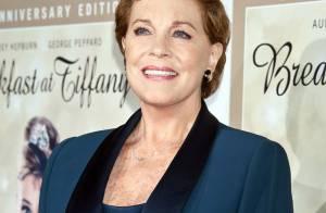 Julie Andrews, inoubliable Mary Poppins : 75 ans et une mine exceptionnelle
