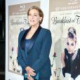 """""""Julie Andrews au cinquantième anniversaire de  Diamants sur canapé  de son défunt compagnon Blake Edwards, à New York, le 20 septembre 2011."""""""