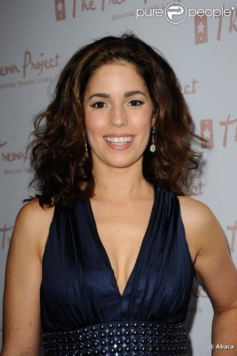 Ana Ortiz en juin 2010 à New York lors d'une soirée