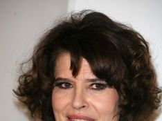 Fanny Ardant, une future grand-mère au top !