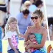 Denise Richards : Pause ensoleillée et sportive avec ses trois filles