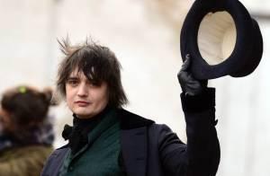 Pete Doherty évite la prison, la justice allemande l'a à la bonne...