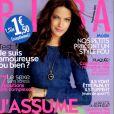 La couverture du magazine Biba de novembre 2011