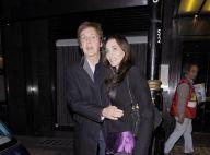 Paul McCartney et Nancy Shevell : Dernière sortie avant le mariage