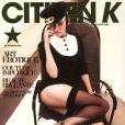Diane Kruger, en couverture du magazine Citizen K d'octobre 2011.