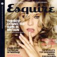 L'actrice Diane Kruger en Une du Esquire britannique. Juin 2008.