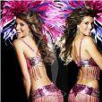 Laury Thilleman pour le concours de Miss Univers 2011