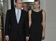 Albert de Monaco et sa magnifique princesse Charlene jouent collectif