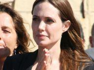 Angelina Jolie : Dans la Libye en guerre, elle apporte son soutien