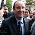 François Hollande, à Paris, le 11 octobre 2011.