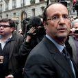 François Hollande, à Paris, le 11 octobre 2011.