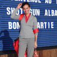 Inés Sastre lors du trophée Novotel des personnalités au golf à Guyancourt le 15 octobre 2011