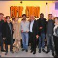 La soirée d'inaguration de la boutique Look rue Saint-Honoré à Paris le 17 octobre 2011