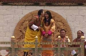 Mariage du roi Jigme et de Jetsun: le triomphe des 'Will and Kate de l'Himalaya'