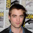 Robert Pattinson, à San Diego, le 21 juillet 2011.