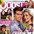 Marie et Geoffrey en couverture de Oops ! en kiosques le 21 octobre 2011