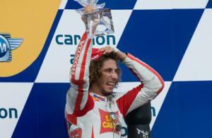 Marco Simoncelli : Le jeune pilote champion du monde est décédé