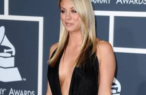 Kaley Cuoco, la belle blonde de The Big Bang Theory, est fiancée