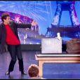 Xavier Mortimer dans La France a un Incroyable Talent sur M6 le mercredi 26 octobre 2011