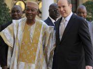 Le prince Albert assure à Monaco avant de briller à New York avec Charlene