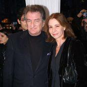 Eddy Mitchell et sa femme : chacun ses voyages