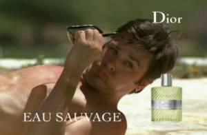 Alain Delon joue la carte de l'autodérision pour sa première pub