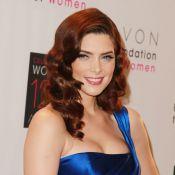 Ashley Greene : Glamour et rétro, elle vole la vedette à Fergie