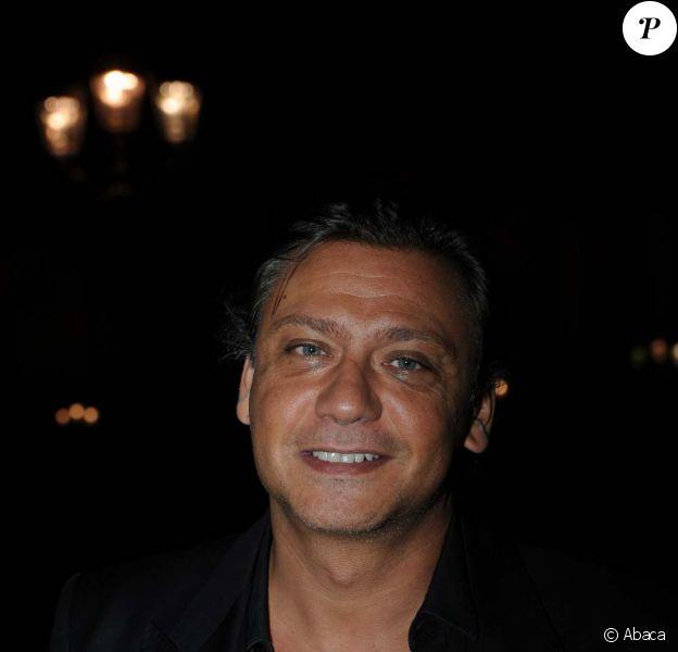Valéry Zeitoun, à Paris, le 20 septembre 2011.