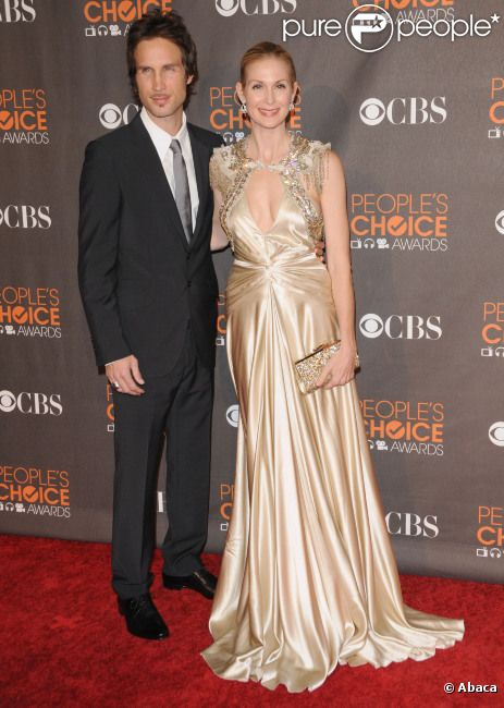 Kelly Rutherford couple