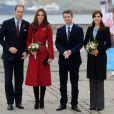 Le prince Frederik et la princesse Mary de Danemark accueillaient le prince William et la duchesse de Cambridge début novembre dans le cadre d'une visite humanitaire dédiée à la Corne de l'Afrique.
