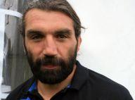 Sébastien Chabal au coeur de l'empoignade Stade Français - Racing Métro