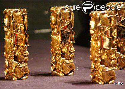 Trophées remis lors de la cérémonie annuelle des César. En 2012, l'événement se tiendra le 24 février.