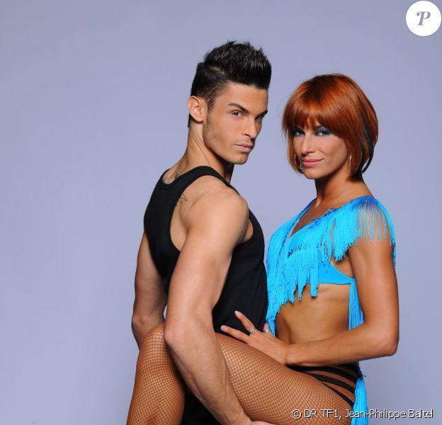 Baptiste Giabiconi et Fauve Hautot pour Danse Avec Les Stars 2