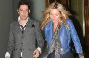 Kate Moss et Jamie Hince : Virée shopping parisienne en amoureux