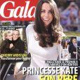 Thierry Ardisson et Audrey Crespo-Mara en couverture de Gala