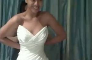 Beyoncé : Trois ans et demi après son mariage, elle dévoile sa robe