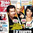 Télé Star en kiosques le 21 novembre 2011