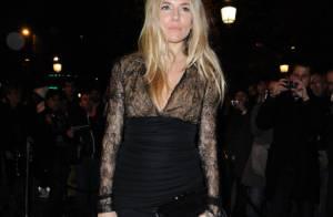 Sienna Miller, invitée de luxe, brille non loin de Louise Bourgoin