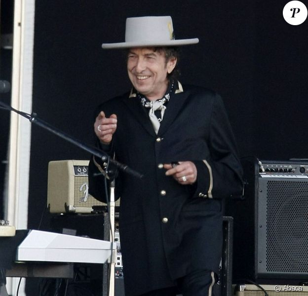 Bob Dylan en 2008