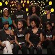 Sankofa Unit dans La France a un incroyable talent, la deuxième demi-finale, mercredi 30 novembre sur M6