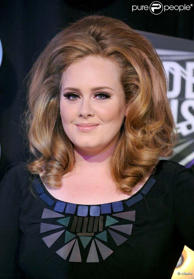 Adele à Los Angeles, le 29 août 2011.