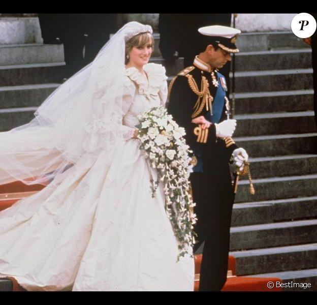 Princesse Diana : sa robe et ses ballerines