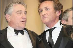 PHOTOS : Sean Penn et Robert de Niro, les mêmes... 24 ans plus tard !