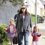 Jennifer Garner, enceinte : Ses filles, d'adorables petits rats de l'opéra