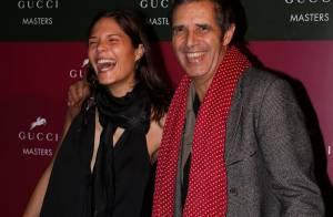 Julien Clerc et sa fille Vanille : Eclats de rire devant la belle Rosario Dawson