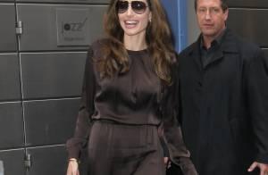 Angelina Jolie : ravissante, elle reste debout face aux attaques répétées