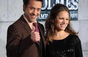 Robert Downey Jr. gaffe et révèle le sexe de son futur bébé