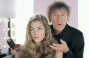 Alain Souchon, chanteur ? Et pourquoi pas coiffeur cathodique et miss météo