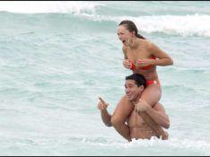 PHOTOS : Quand l'ex d'Eva Longoria joue à 'Dirty Dancing'...